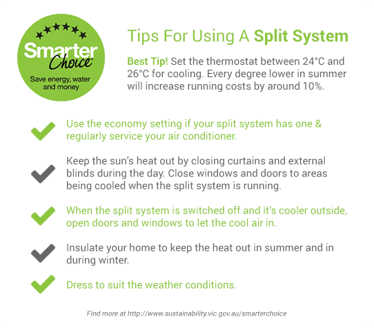 split-system-tips-for-reducing-running-costs